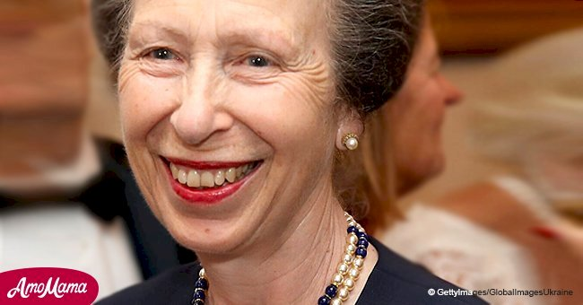 Elegant Princess Anne flaunts eternal style in pretty floral outfit