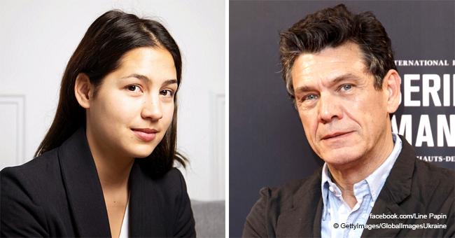 Line Papin s'est exprimée sur sa liaison avec Marc Lavoine