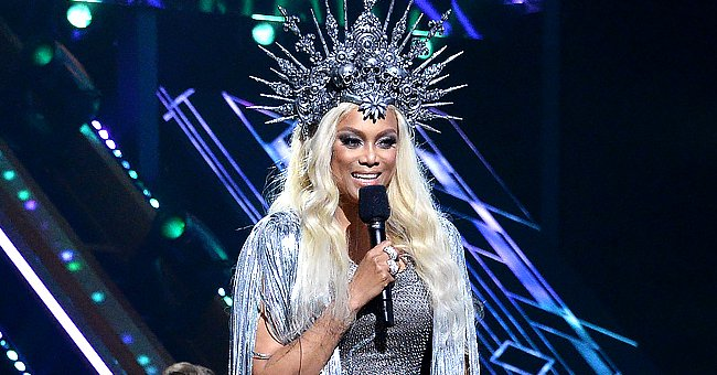 Here's What Tyra Banks Admitted She Wore under Her Long Dress on DWTS for 'Villains Night'