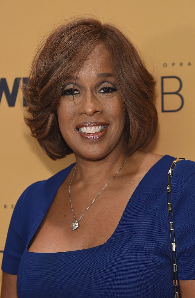 "Magazine editor Gayle King attends the ""Belief"" New York premiere at TheTimesCenter 