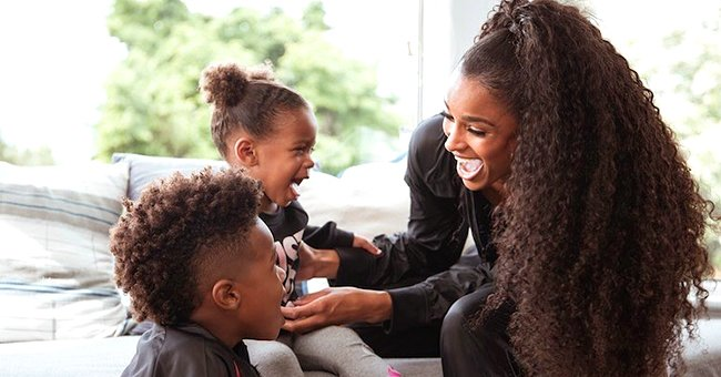 Ciara Shares Secret of Successful Holiday Shopping for Her Kids Future Jr and Sienna