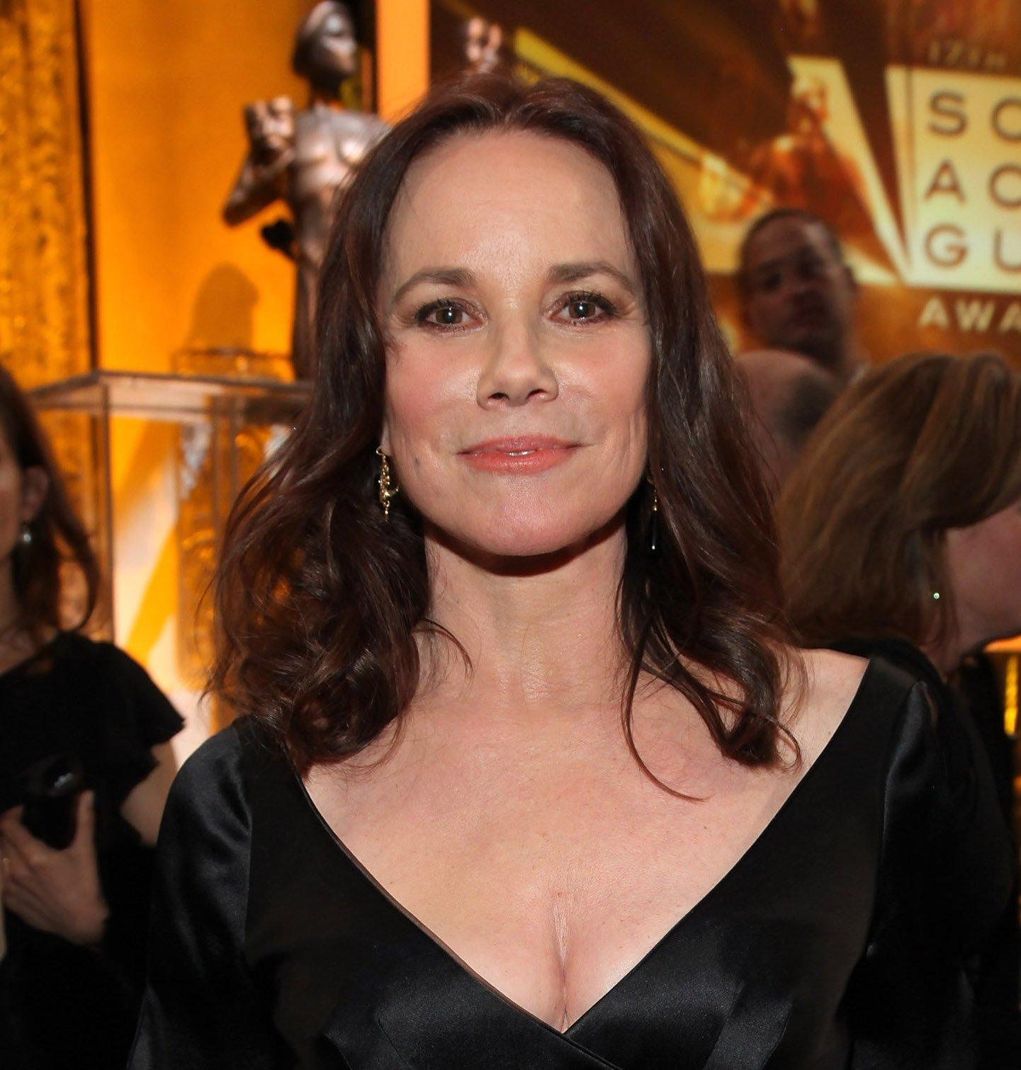 Actress Barbara Hershey attends the 17th Annual Screen Actors Guild Awards on January 30, 2011 in Los Angeles, California | Source: Getty Images