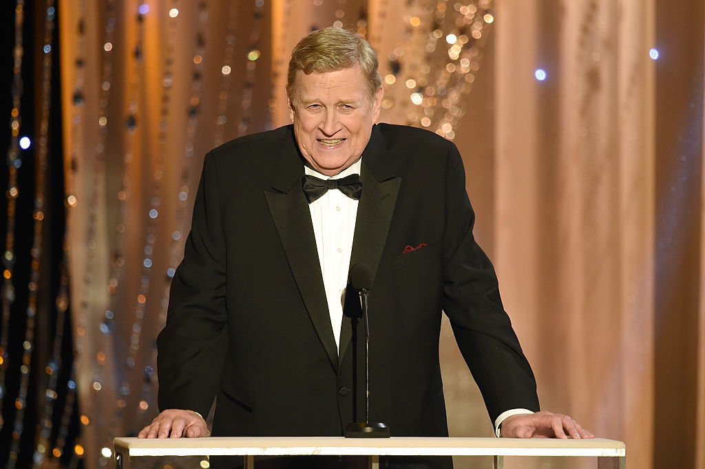 Screen Actors Guild President Ken Howard speaks onstage during The 22nd Annual Screen Actors Guild Awards | Getty Images / Global Images Ukraine
