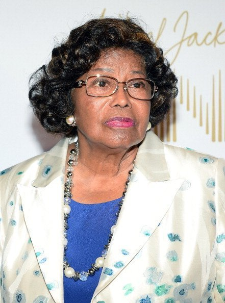 Katherine Jackson at the world premiere of 'Michael Jackson ONE in Las Vegas, Nevada | Photo: Getty Images