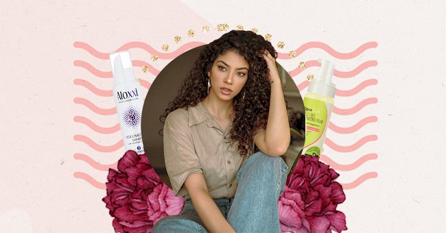 Our Pick: The Best Foams & Mousses for Curly Hair