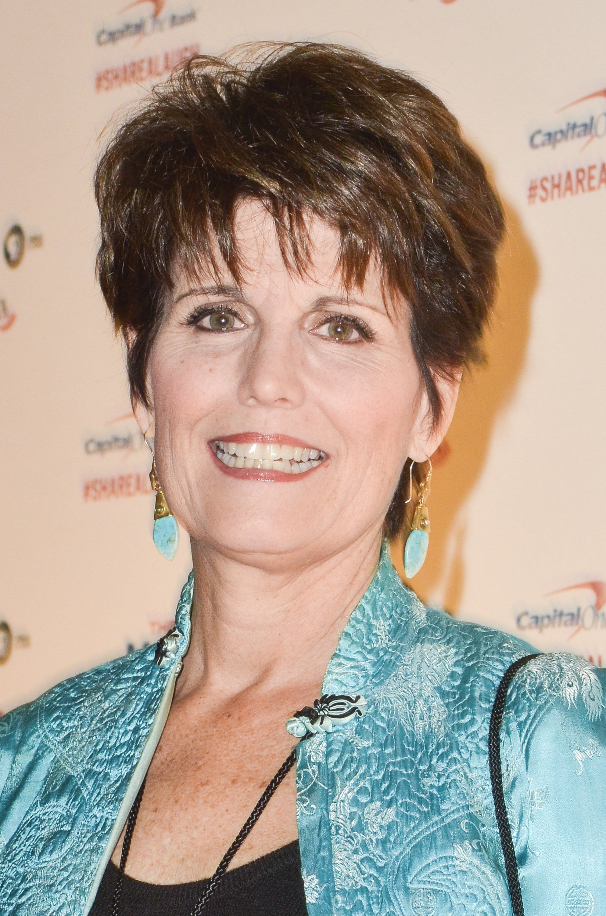 Lucie Arnaz at Churchill Downs on May 3, 2014 in Louisville, Kentucky | Source: Getty Images