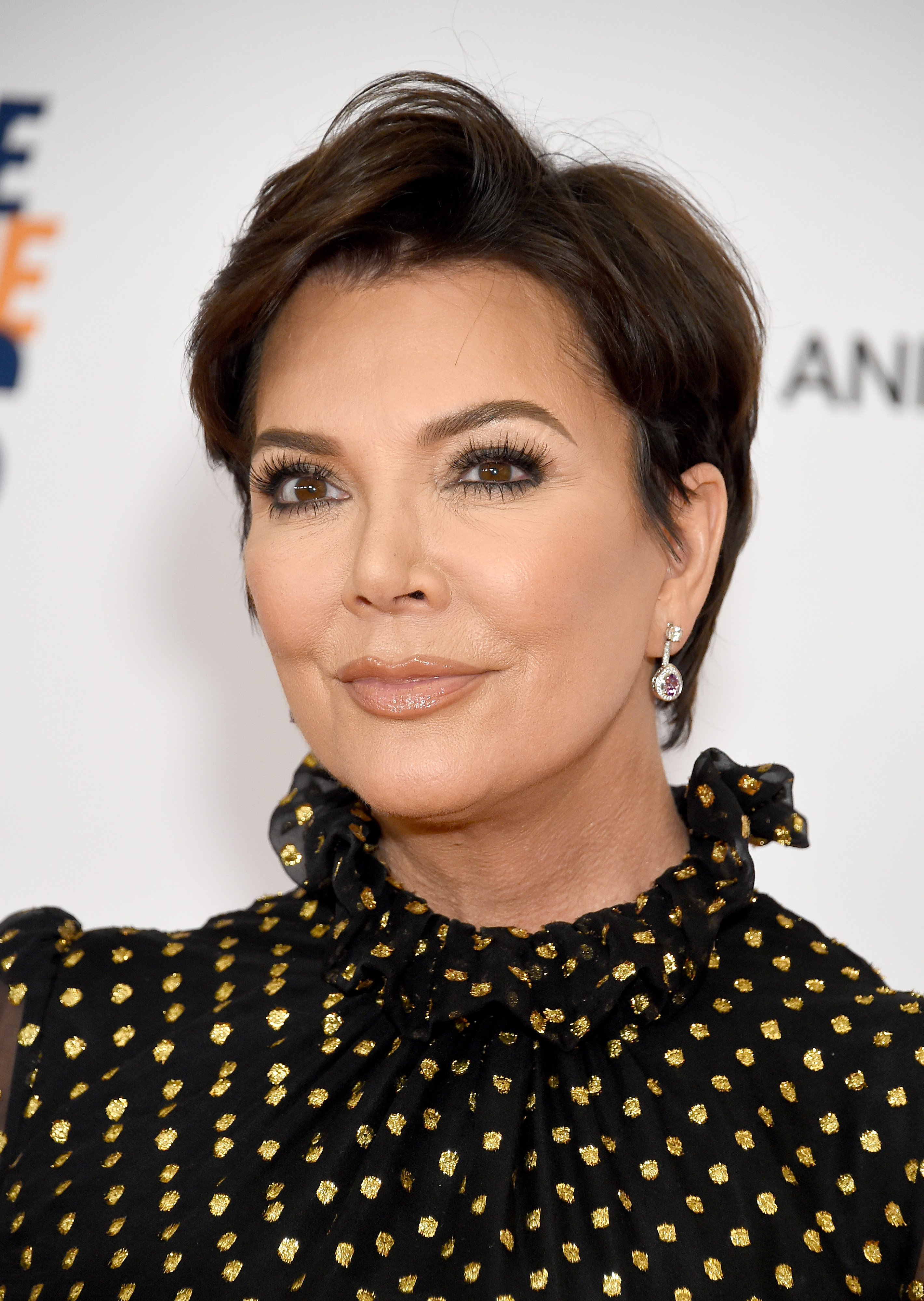 Kris Jenner at The Beverly Hilton Hotel in Beverly Hills, California | Photo: Getty Images