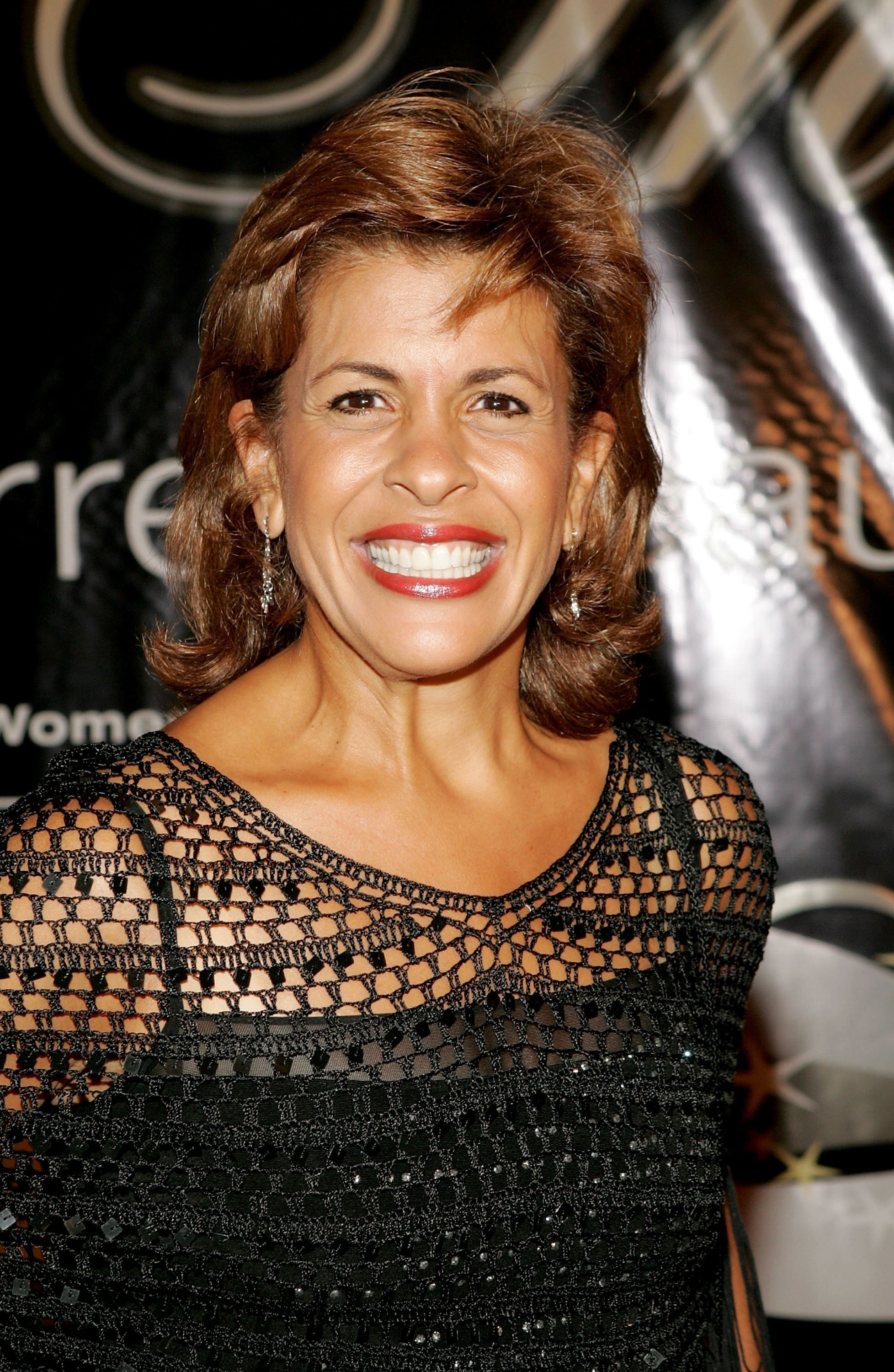 Hoda Kotb attends the Gracie Allen Awards Gala in New York City on June 22, 2005 | Photo: Getty Images