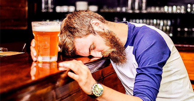 Daily Joke: A Man Leaves a Bar Looking So Drunk He Could Hardly Walk