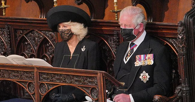 See the Special Brooch Camilla Wore As a Touching Tribute to Her Father-in-Law Prince Philip