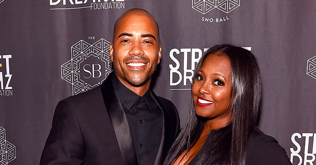 Keshia K Pulliam of 'The Cosby Show' Reveals Her First Photo with Boyfriend Brad James