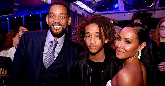 Will & Jada Pinkett Smith's Son Jaden Flaunts His Muscular Physique in New Video & Fans React