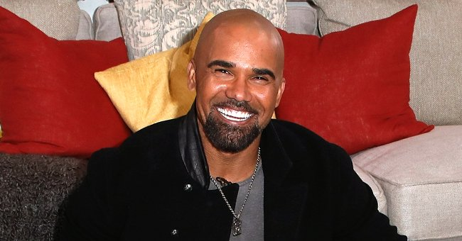 Shemar Moore Steals Hearts Wearing 'Baby Girl' Beanie in Photo and Fans Say He Is Perfection