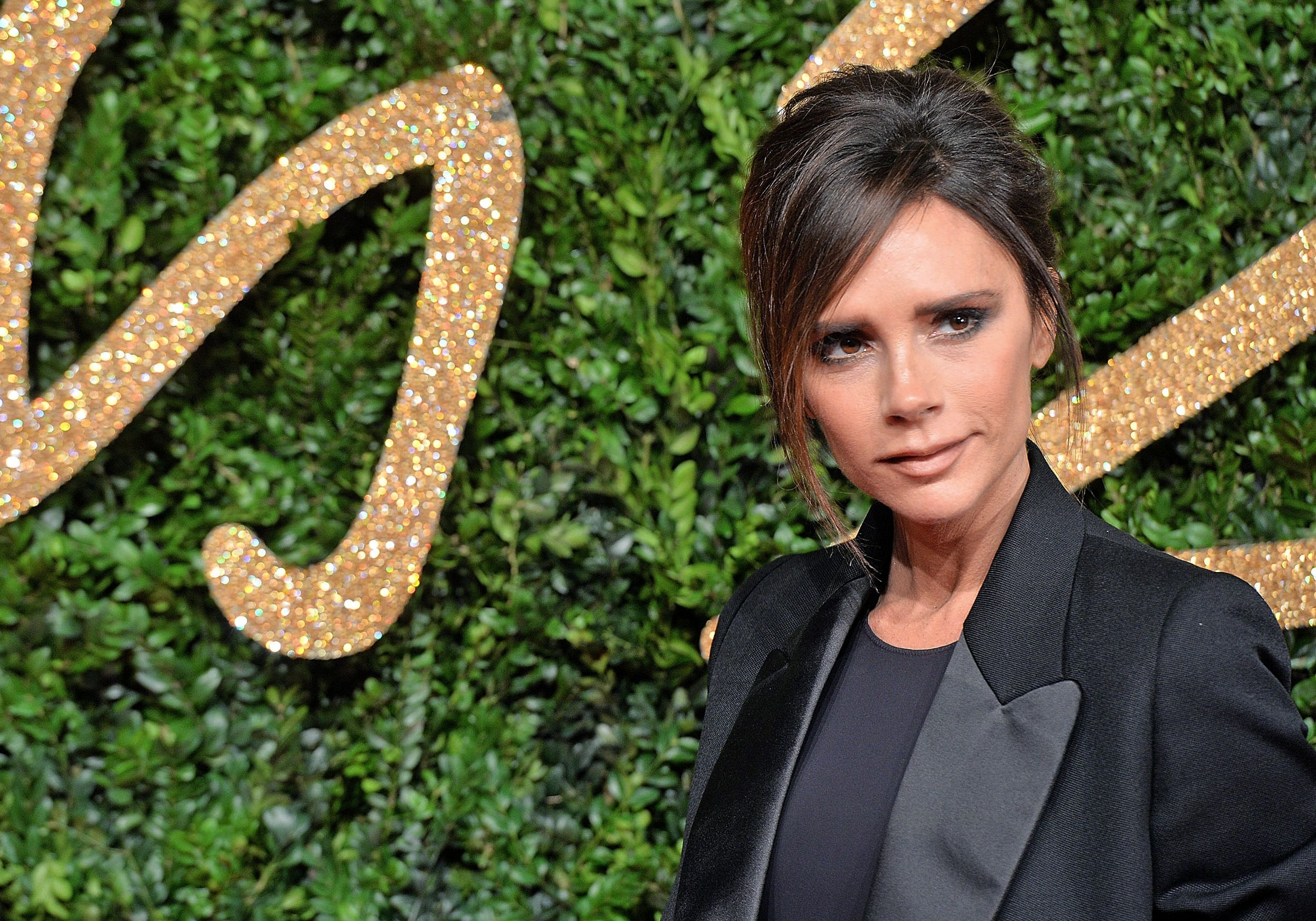 Victoria Beckham at the British Fashion Awards 2015 at London Coliseum on November 23, 2015 in London, England   Photo: Getty Images