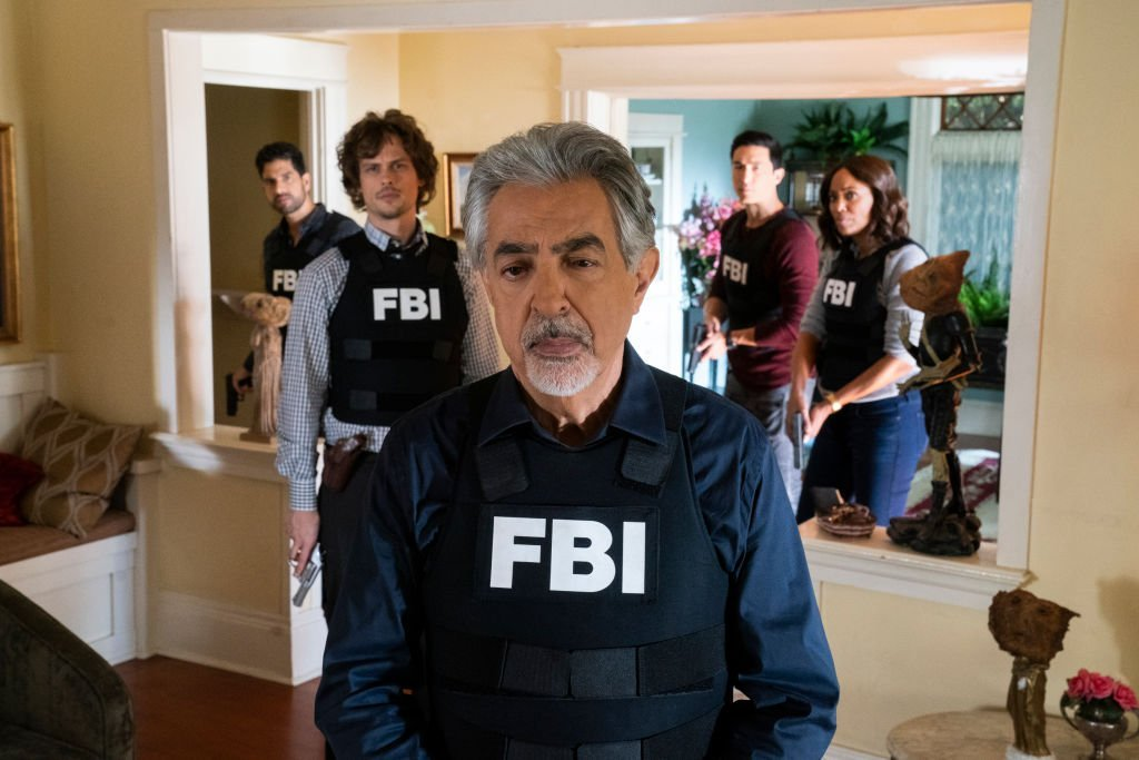 """""""Chameleon"""" - Rossi questions his actions in the aftermath of a near-death struggle with a serial killer who appears to have outsmarted the BAU, on """"Criminal Minds"""" 