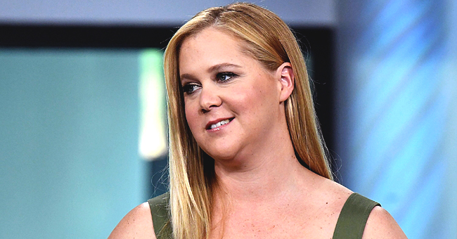 Amy Schumer of 'I Feel Pretty' Talks about Balancing Motherhood and Going Back to Work