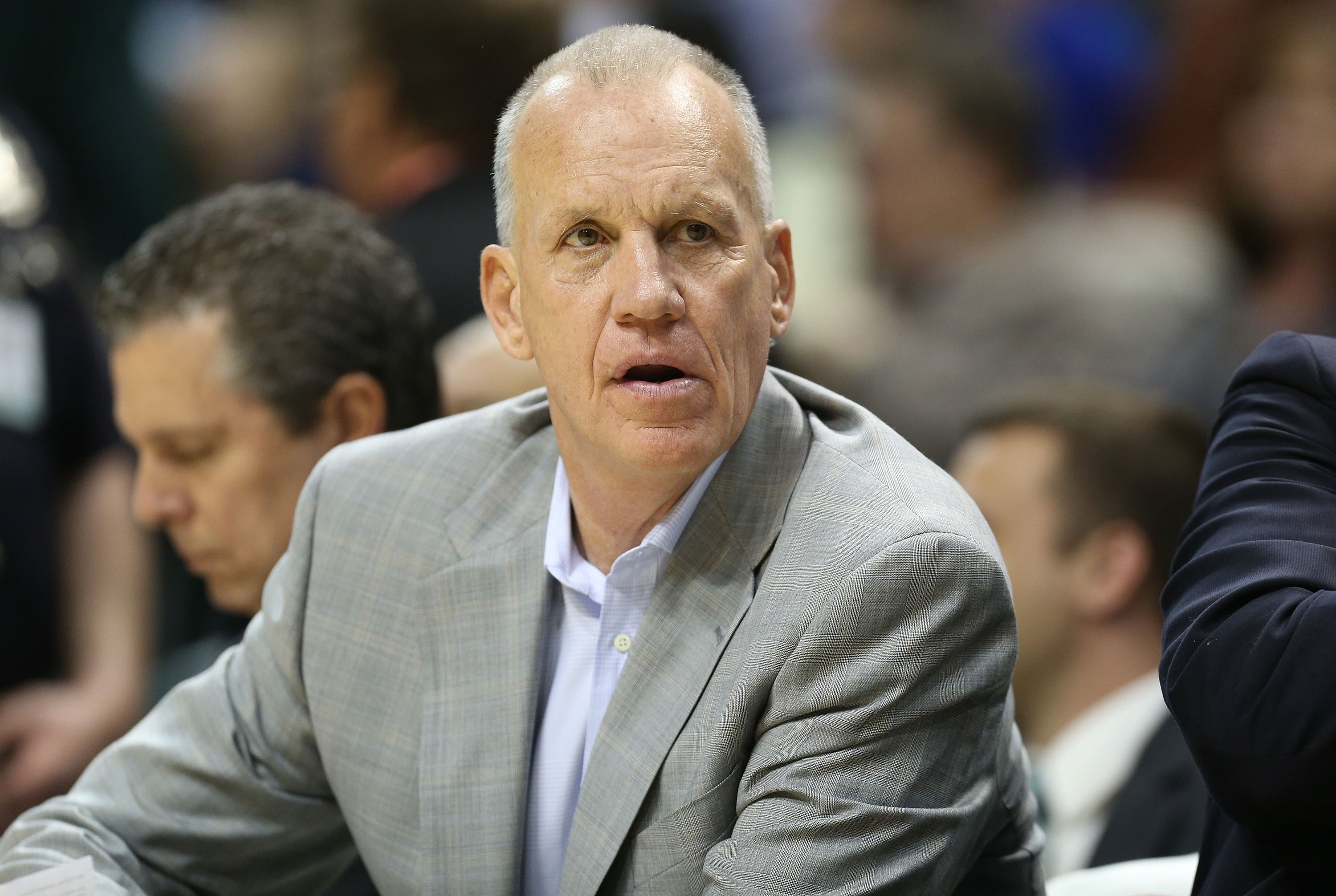 Doug Collins at Bankers Life Fieldhouse on April 17, 2013 in Indianapolis, Indiana. | Photo: Getty Images