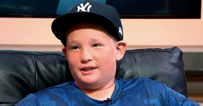 Meet Landis Sims — 15-Year-Old Athlete without Hands and Legs Inspires Teens and Adults