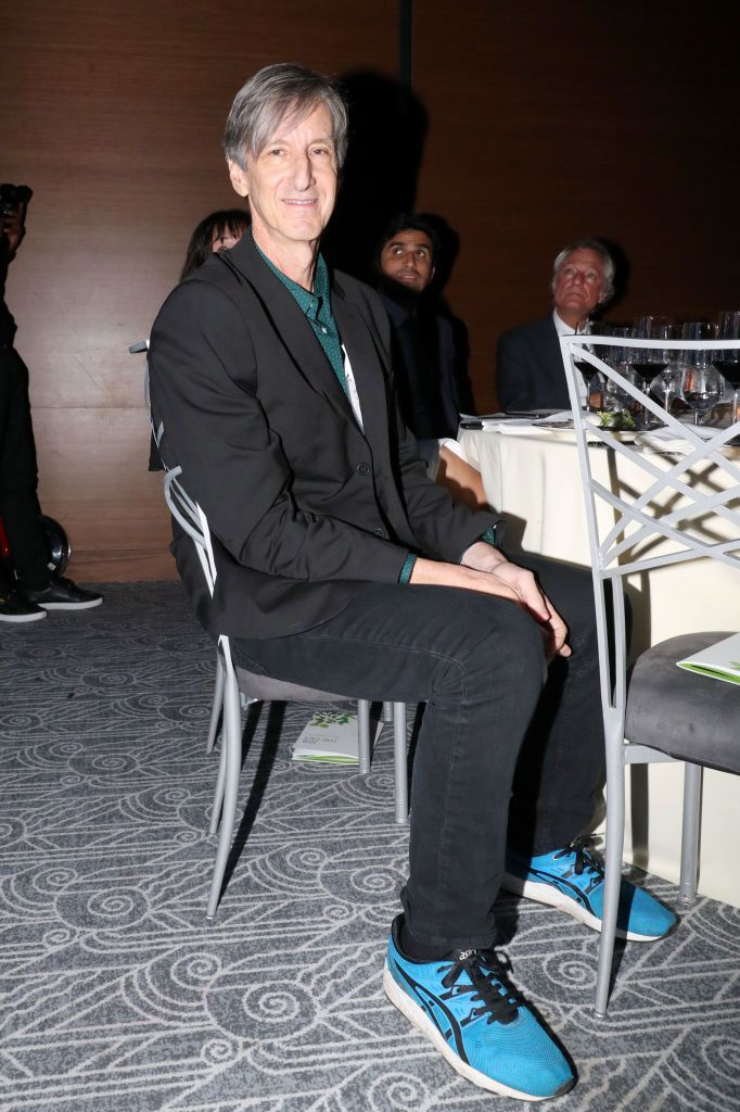 Andy Borowitz attends the 2018 Project Lyme Gala at The Ziegfeld Ballroom on November 5, 2018 in New York City.   Source: Getty Images