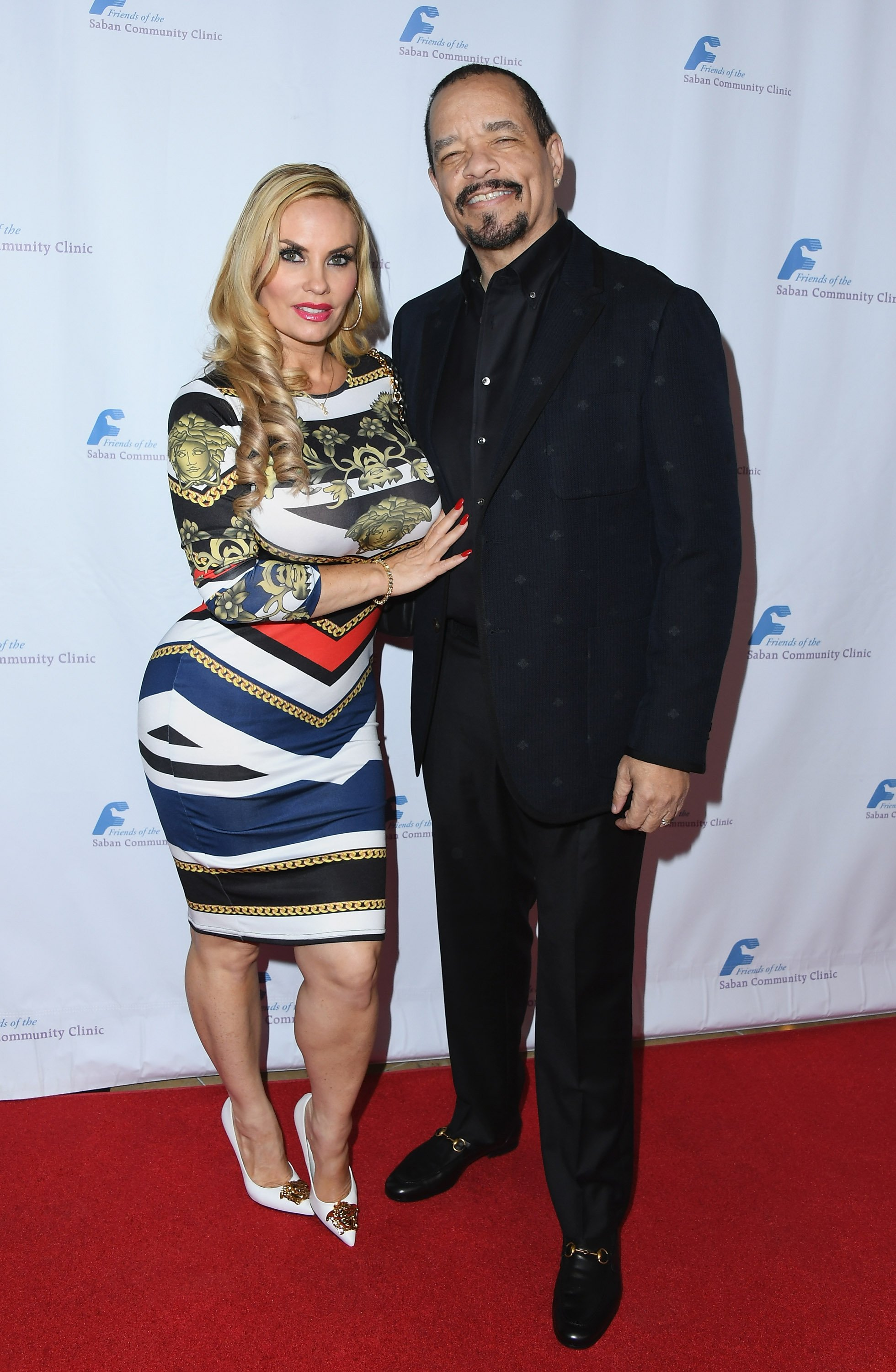 Coco Austin and Ice-T attend Friends Of The Saban Community Clinic's 42nd Annual Gala on November 12, 2018 in Beverly Hills, California. | Source: Getty Images