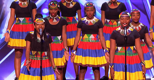 Watch South Africa's Ndlovu Youth Choir Deliver 'Infectiously Uplifting' Audition on AGT