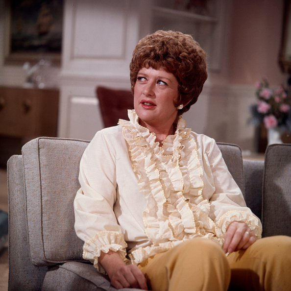 Peggy Pope appearing in the Walt Disney Television series 'The Neighbors' on January 01, 1971 | Photo: Getty Images