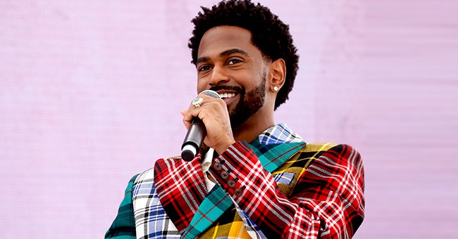 Big Sean and His Mom Myra Anderson's Loving Bond Reflects in Rare Throwback Photos