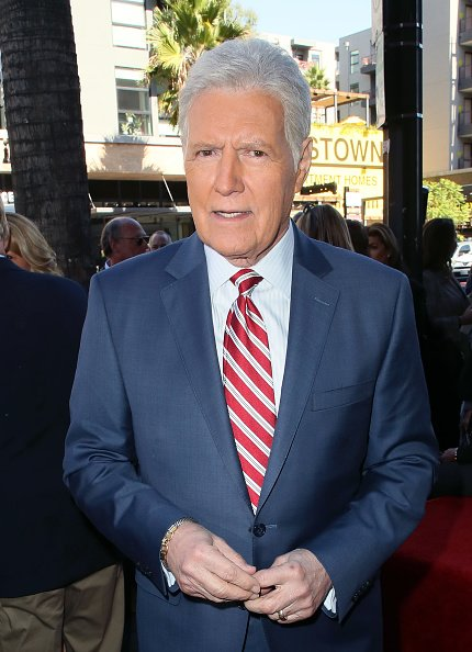 Alex Trebek on November 01, 2019 in Hollywood, California. | Photo: Getty Images