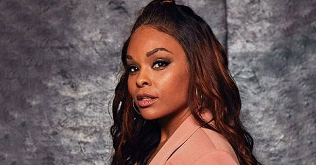 Demetria McKinney from 'House of Payne' Matches Her Red Lipstick to Her Dress in Recent Photo