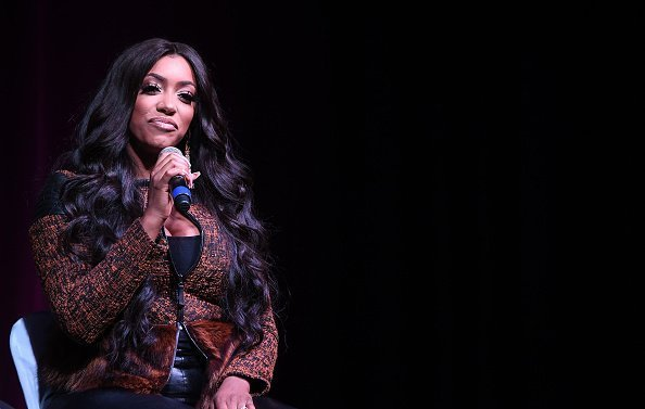 Porsha Williams speaks onstage during 2019 Atlanta Ultimate Women's Expo at Cobb Galleria Centre on in Atlanta, Georgia. | Photo: Getty Images