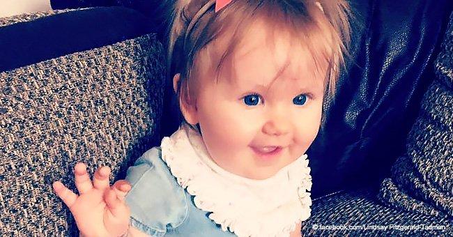 Hombre afligido perdió a su pequeña hija pocos meses después de que su esposa muriera de cáncer