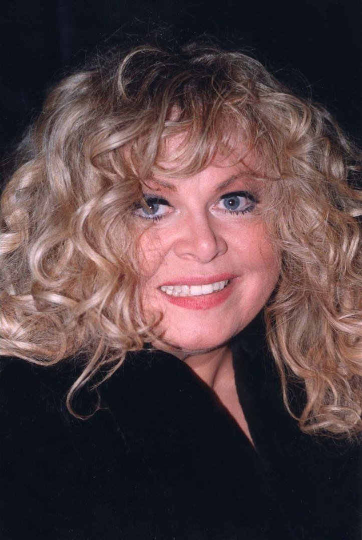 Sally Struthers at the Baltimore Maryland Joseph Meyerhoff Theater December 1994 | Photo: Wikimedia Commons Images