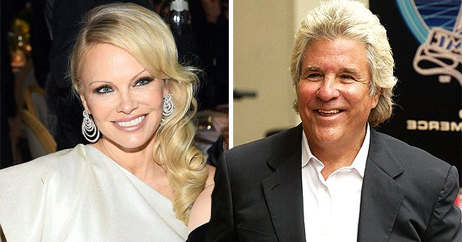 The Hollywood Reporter: Pamela Anderson Secretly Marries 'A Star Is Born' Producer Jon Peters in a Private Malibu Ceremony