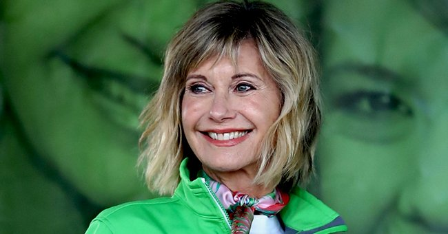 Olivia Newton-John's Daughter Is All Grown up and Looks like Her Famous Mother