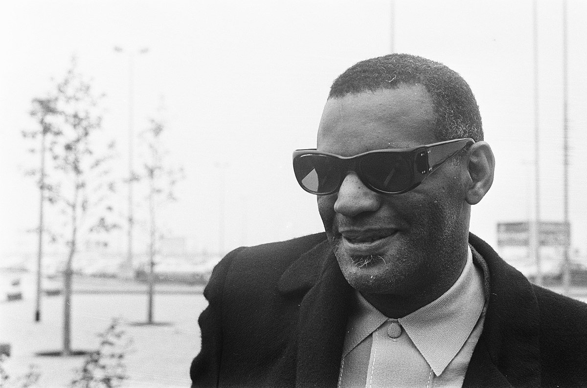 Ray Charles in 1968. | Photo: Wikimedia Commons Images