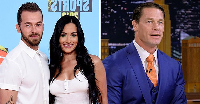 Here's What Nikki Bella Says Strange Dreams about Exes Revealed about Relationship with Artem