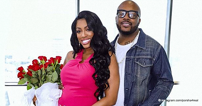 She's Here!' 'RHOA' Star Porsha Williams Gives Birth to 1st Child with Dennis McKinley