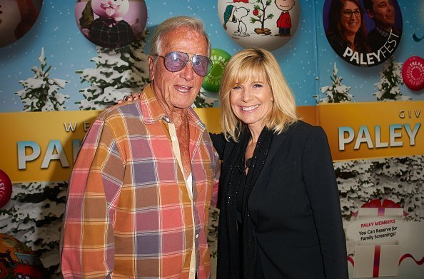 Pat Boone at The Paley Center With Debby Boone in Beverly Hills, California. | Photo: Getty Images