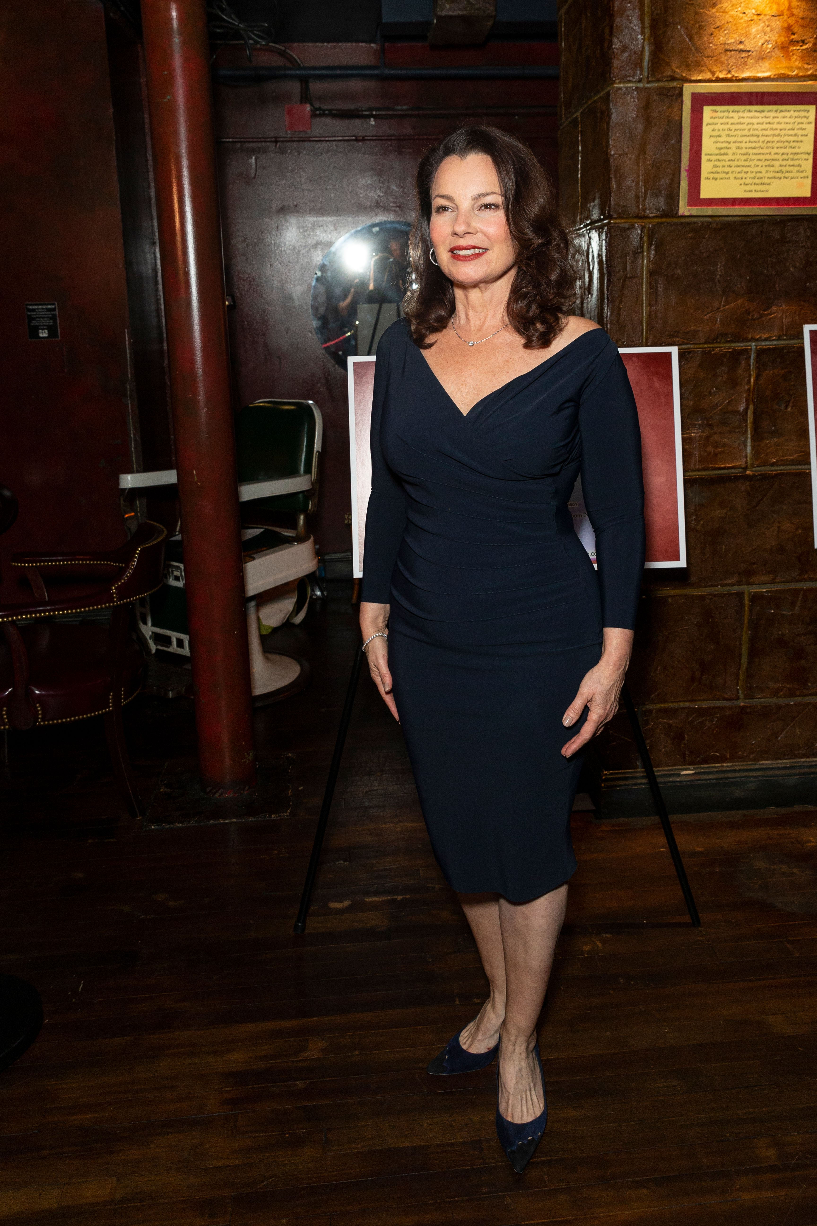 Fran Drescher attends the 8th Annual Benefit concert for the Tyler Clementy Foundation in New York on June 18, 2018 | Photo: Shutterstock
