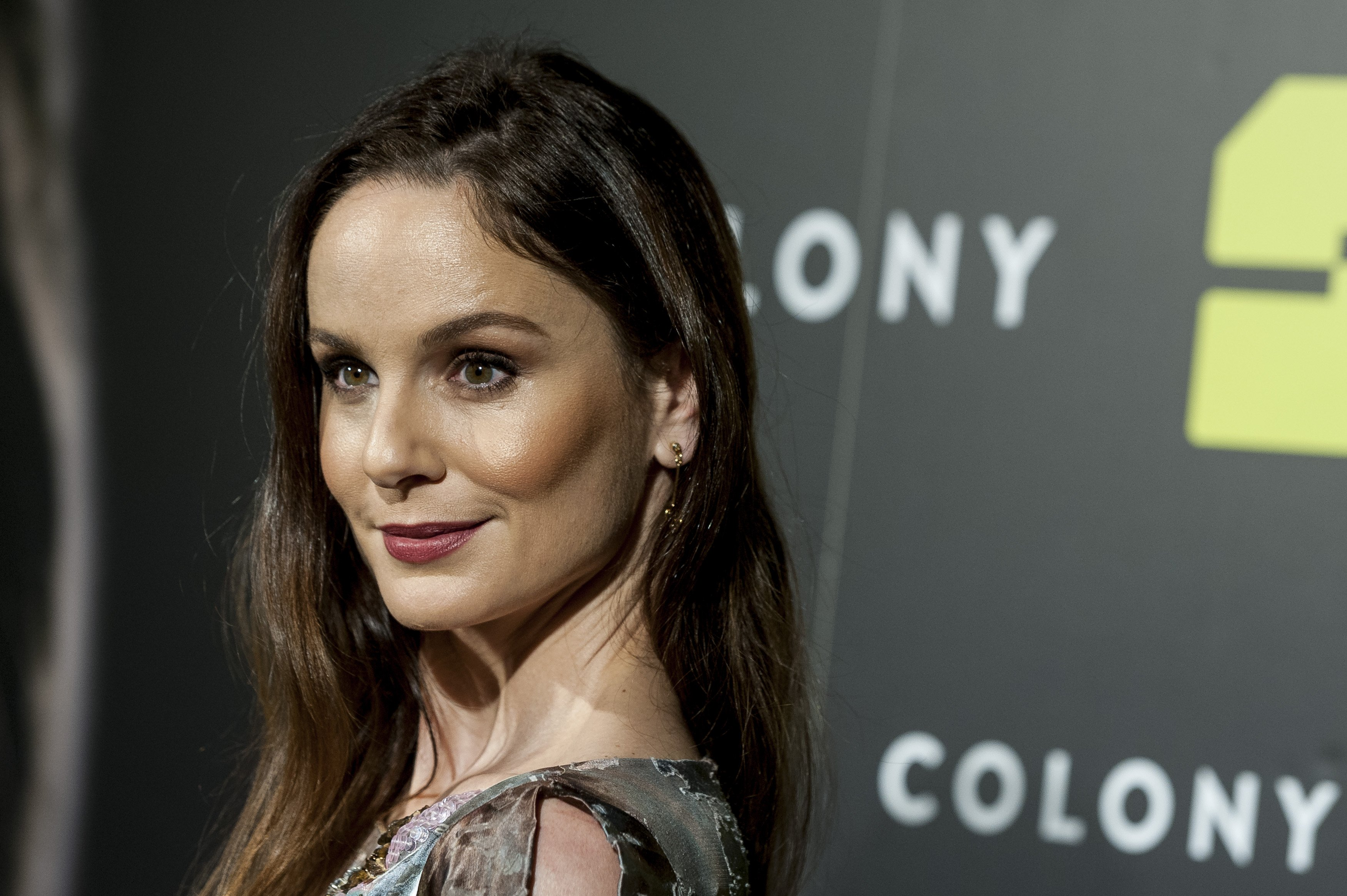 Sarah Wayne Callies attends Colony' Tv Series Season 1 - Madrid Premiere on March 7, 2018 in Madrid, Spain | Photo: GettyImages