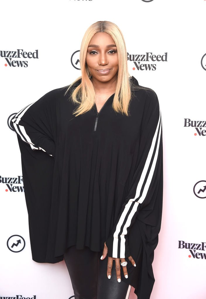 "Reality TV personality NeNe Leakes visits BuzzFeed's ""AM TO DM' to discuss the Bravo series ""The Real Housewives of Atlanta"" 