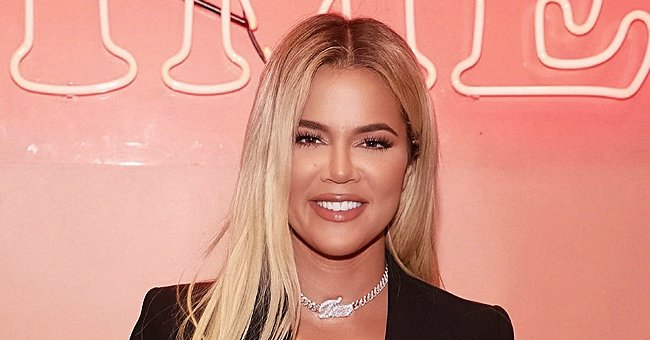 Khloé Kardashian attends the Good American Miami Launch Party, October 2019   Source: Getty Images