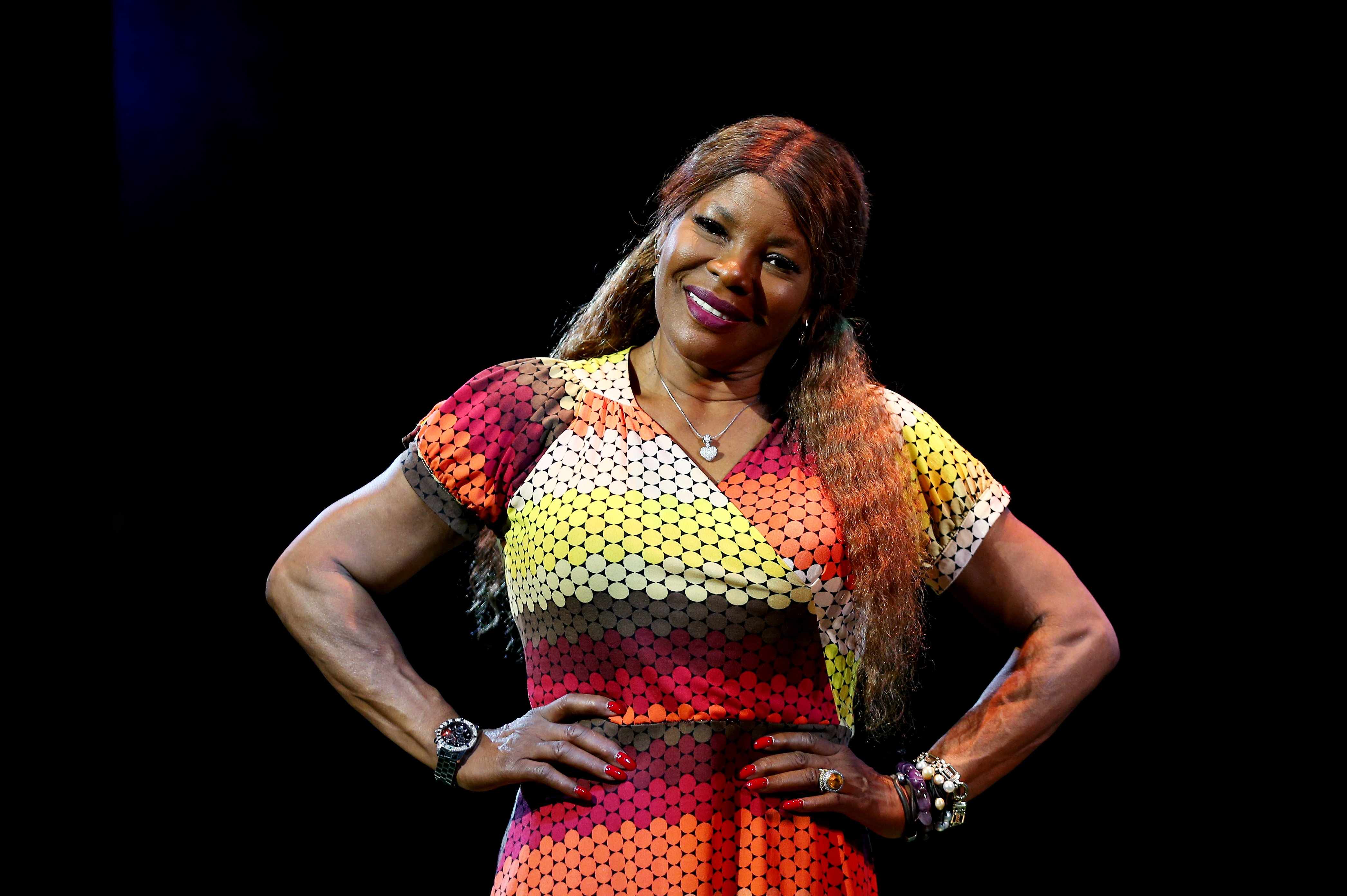 """Marcia Hines during a production media call for """"Shrek: The Musical"""" on January 03, 2020, Sydney, Australia. 