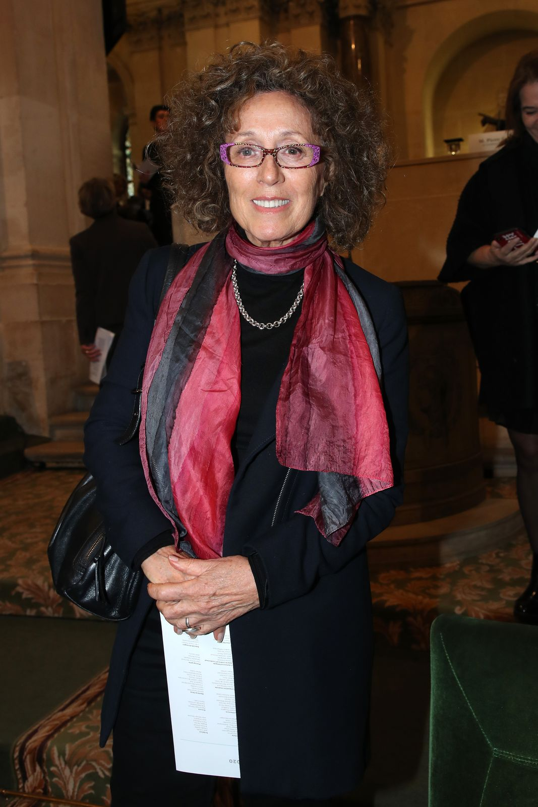 La journaliste Mireille Dumas | Photo : Getty Images