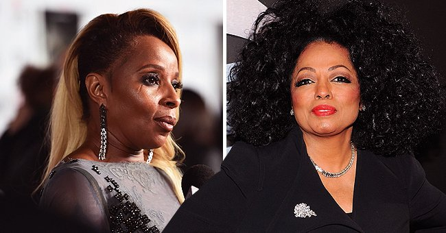 Mary J Blige Revealed She Was Once Upset at Legend Diana Ross during the 1999 VMAS — Here's Why