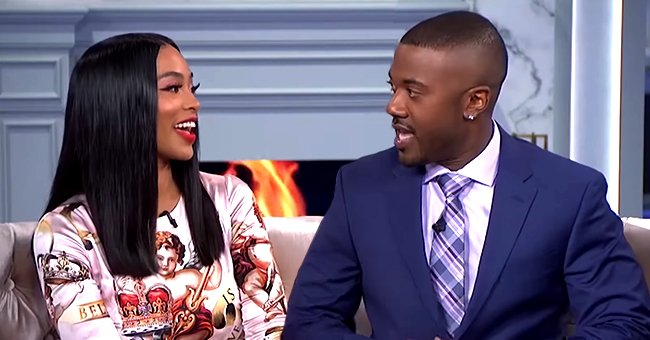 Ray J & Princess Love Enjoy 1st Dinner with Their Whole Family since Being in COVID-19 Bubble