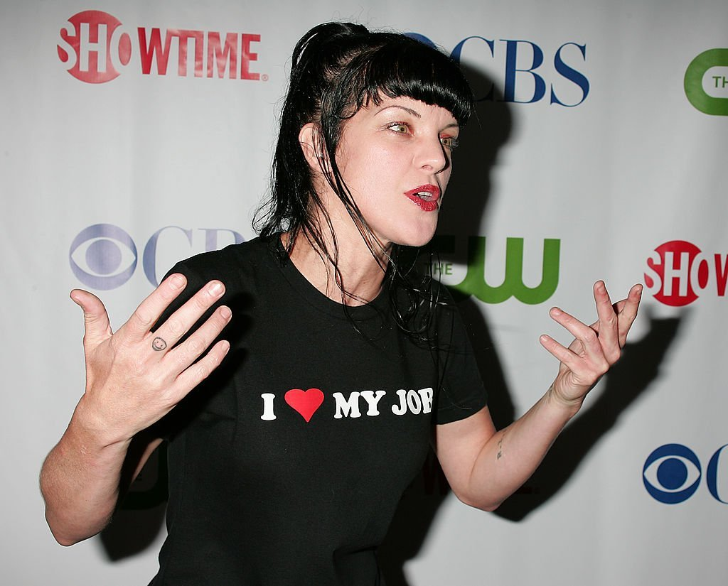 Actress Pauley Perrette attends the CW/CBS/Showtime/CBS Television TCA party at Boulevard3 | Photo: Getty Images