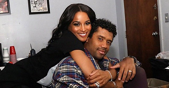 Ciara Shares Pics of Son Win Smiling in a Black Shirt — Does He Look like Dad Russell Wilson?