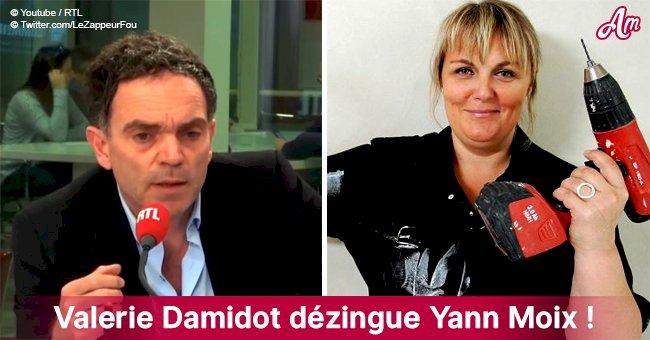 Valerie Damidot dézingue Yann Moix, qui dit que les femmes de 50 ans sont trop vieilles pour les aimer