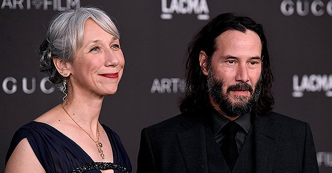 Alexandra Grant Admits She Got Many Calls after She and Keanu Reeves Went Public with Their Relationship